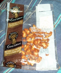 The Happy Nut CompanyThai Lime & Sweet Chilli Cashews