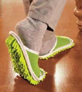 dust-shoes