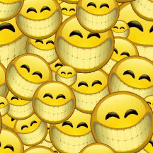 i-love-smilies-yellow