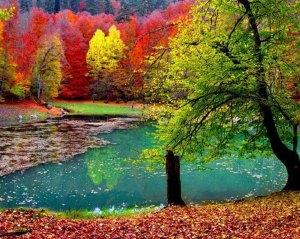 Yedigoller - Seven Lakes National Park