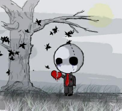 By: xKittehxWingsxhttp://xkittehxwingsx.deviantart.com/art/Broken-Hearted-EMO-98980454